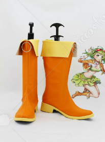 Vocaloid Gumi Cosplay Shoes