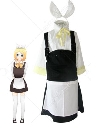 Vocaloid human sacrifice rin cosplay costume