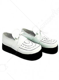 Vocaloid Kagamine Flat Cosplay Shoes Boots
