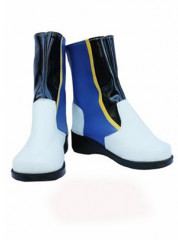 Vocaloid Kaito Cosplay Shoes Boots