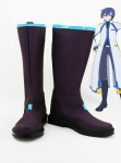 Vocaloid Kaito Purple Cosplay Shoes