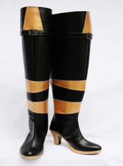 Vocaloid Lily Cosplay Boots