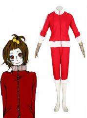 Vocaloid Matryoshka Meiko Red Cosplay Costume
