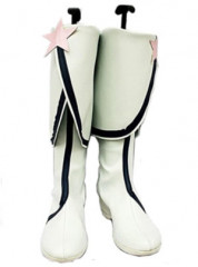 Vocaloid Miki Cosplay Shoes Boots