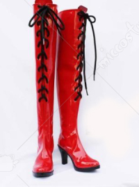 Meiko Cosplay Shoes Boots