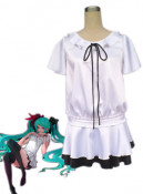 Vocaloid My World Is Mine Miku Cosplay Costume