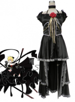 Vocaloid Secret Black Vow Rin Cosplay Costume