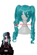Vocaloid Miku the Sandplay Singing of The Dragon Cosplay Wig