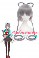 Vocaloid Luotianyi March Rain Cosplay Wig