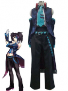 Vocaloid Yokune Ruko Cosplay Costume