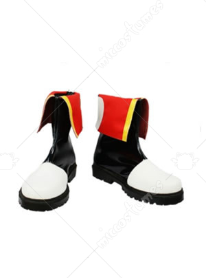 Vocaloid 2 Cosplay Akaito Cosplay Shoes Boots