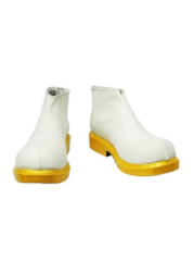 White Vocaloid Hatsune Cosplay Shoes Boots