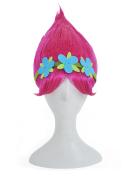 Trolls Princess Poppy Cosplay Wig