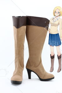 Windows Azure Claudia Madobe Cosplay Shoes