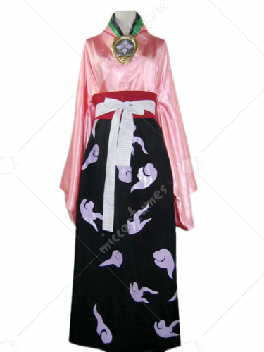 Within the Expanse of a Distant Time Hojo Masako Cosplay Costume