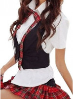 Women Autumn School Uniform Cosplay Costume