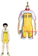 Yowamushi Pedal Souhoku High Bicycle Club Cosplay Costume