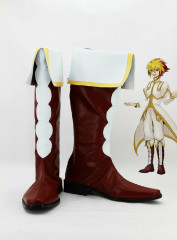 YU-GI-OH Quattro Vetrix Cosplay Shoes