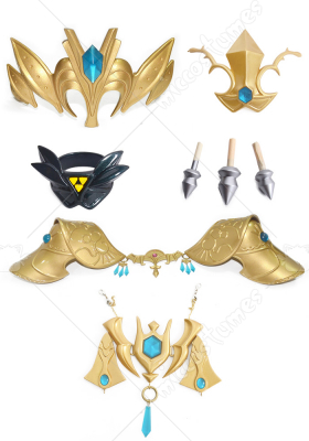 The Legend of Zelda Princess Zelda Cosplay Armor Sets