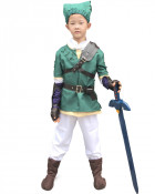 Zelda Twilight Princess Link Kids Cosplay Costume