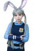 Judy Hopps Cosplay Wig Inspired From Zootopia