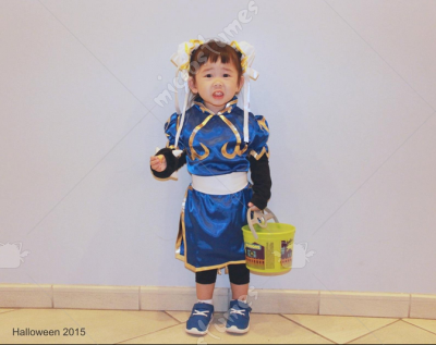 Product Review  sc 1 st  Miccostumes.com & Street Fighter Chun Li Kids Cosplay Costume For Sale