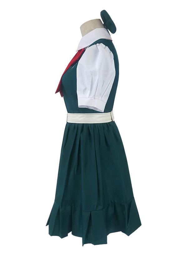 Cosplay DanganRonpa Super Dangan-Ronpa Sonia.Nevermind  Costume Uniform Dress