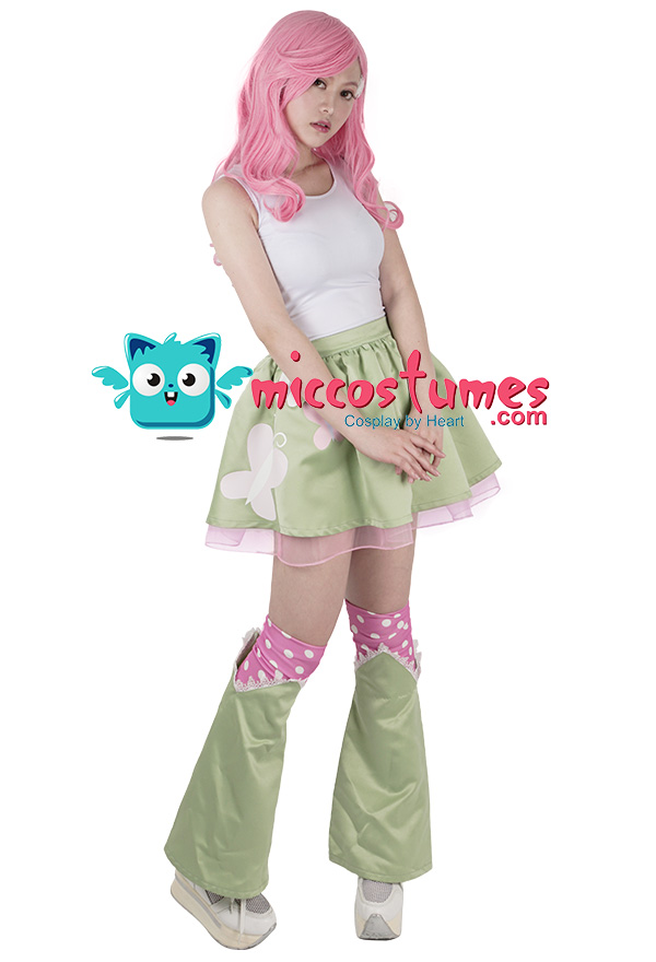2523ffd7255e ... parts of the accessories are different from the images. There may be  some minor alterations. This costume includes blouse, skirt, headwear,  green shoe ...