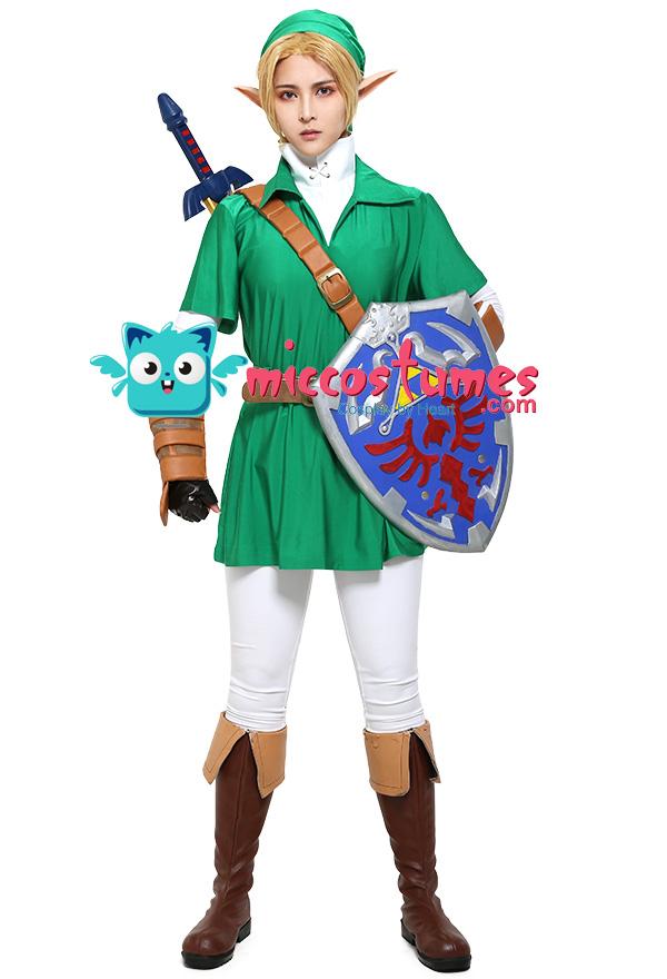 cosplay Ocarina of time zelda