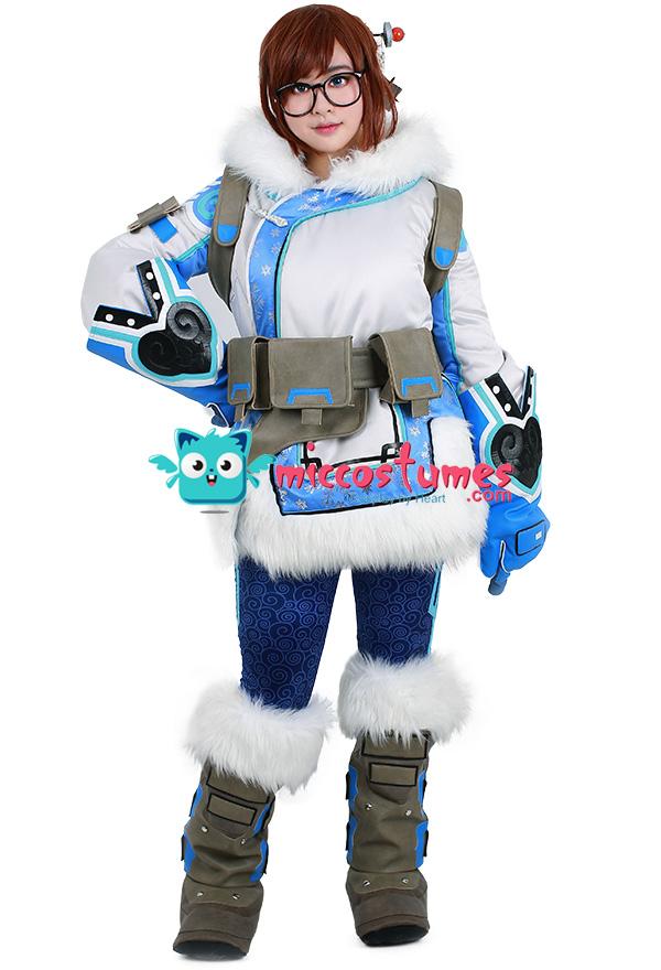 Plus size mei cosplay