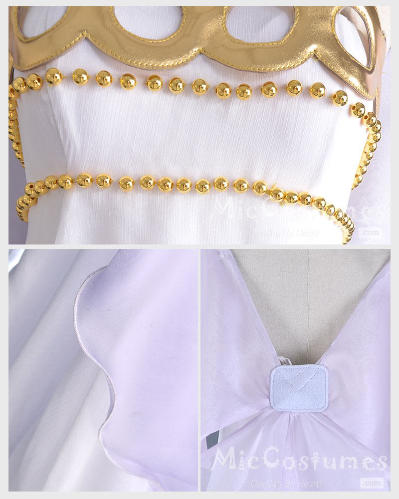 Neo Queen Serenity Cosplay: Sailor Moon Neo Queen Serenity Cosplay Dress Costume With