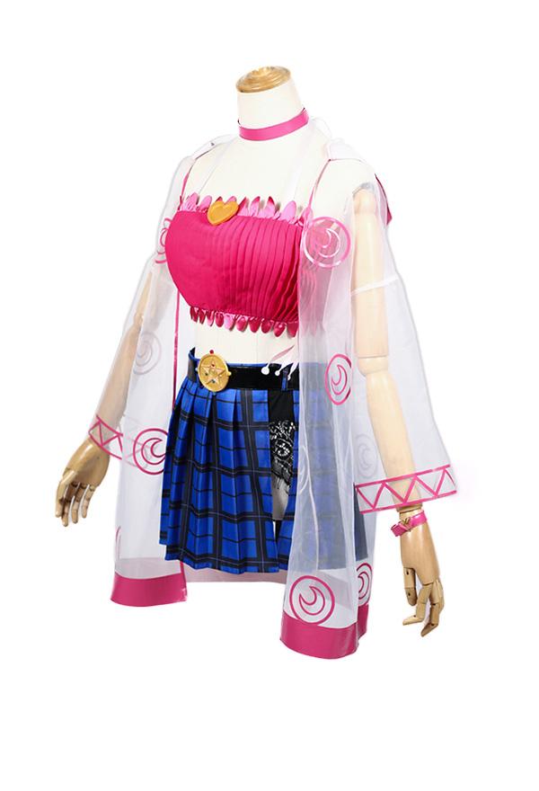 Sailor Moon Serentity Cosplay Costum Daily Sailor Suit School Uniform skirt