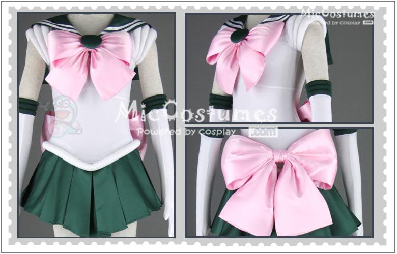 Sailor Jupiter Cosplay Wig Sailor Jupiter Cosplay