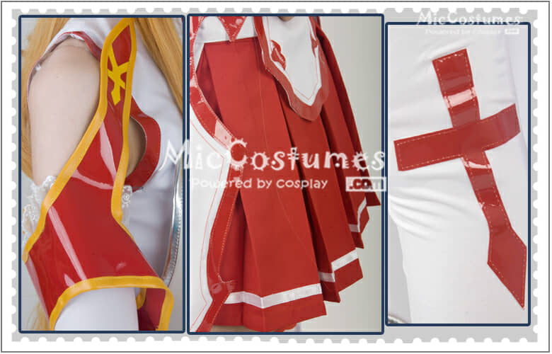 Mixiao Share Us Her Asuna Cosplay Photos The Sword Is Made By Herself