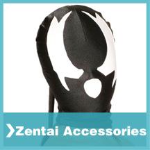 Zentai Suits 07 Khaki Fullbody Spandex Zentai Suit larger image