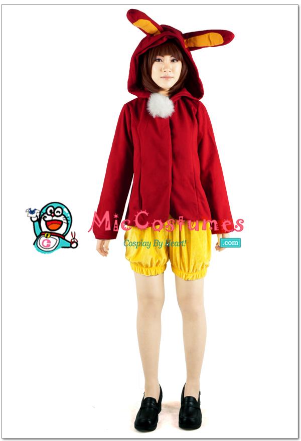 Cardcaptor Sakura Snow Bunny Cosplay Costume For Sale