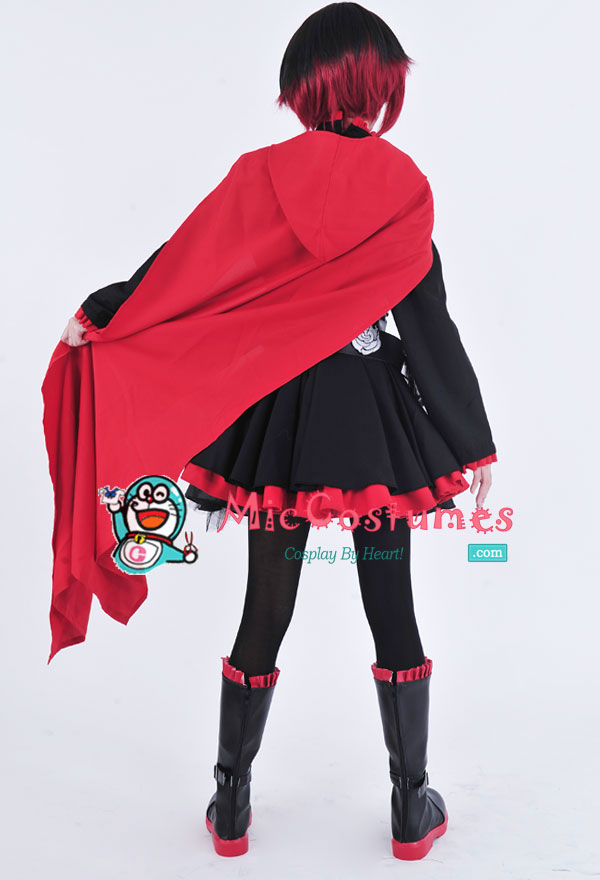 Rwby Ruby Rose Cosplay Costume For Sale